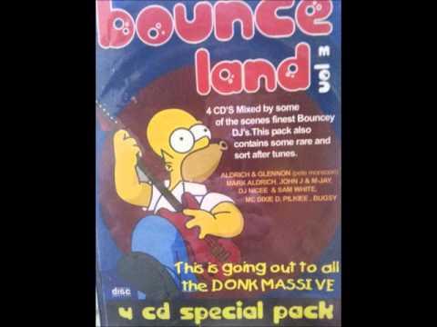 Bounce Land Vol 3 - Mark Aldrich