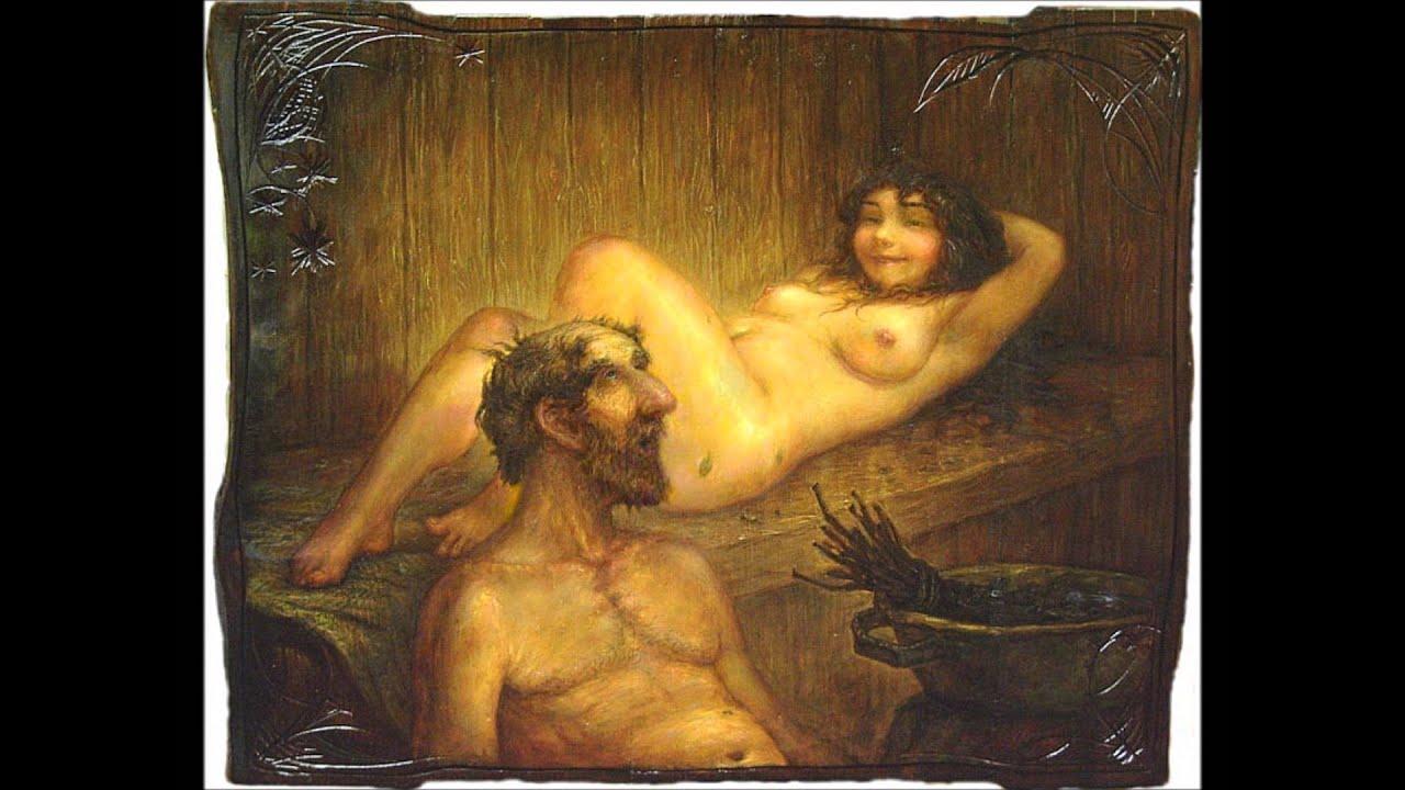 Жена в бане рассказ