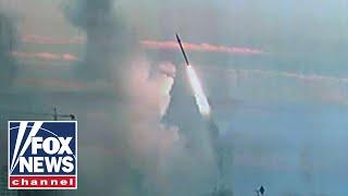 Israeli military: Two rockets fired at Tel Aviv
