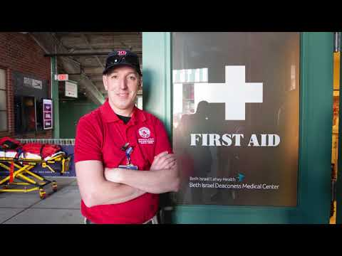 BIDMC And The Red Sox: Fenway First Aid Stations