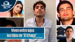 """La historia familiar del """"Chapo"""" Guzmán"""