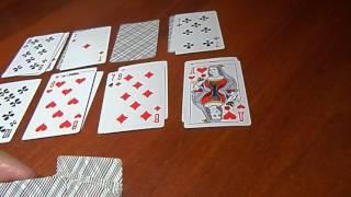 гадание на картах на любовь  - четыре короля(гадание на картах, колода 36 карт, кто из четырех мужчин вас любит., 2016-04-24T16:33:32.000Z)