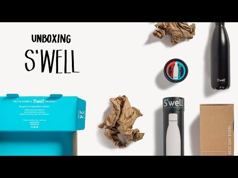 Unboxing S'well