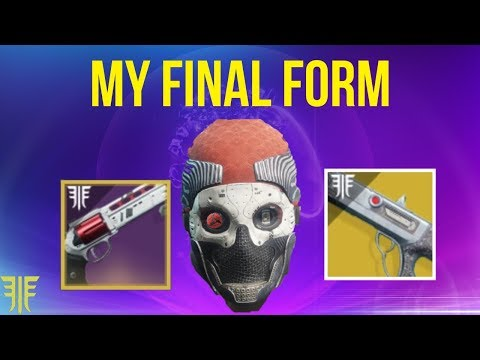 THIS IS MY FINAL FORM! CHAPERONE/ONE EYED MASK! - DESTINY 2 FORSAKEN