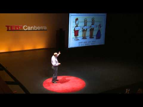 We all worry about the threat of terrorism but should we? | Stephen Coleman | TEDxCanberra