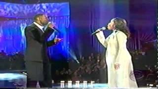 "Brian McKnight & Vanessa Williams ""Love Is"""
