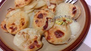 How to make Boulangère Potatoes