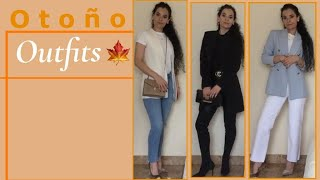 Outfits Otoño|Shein|Zara|Stradivarius|Berska|Ludy Licea screenshot 3