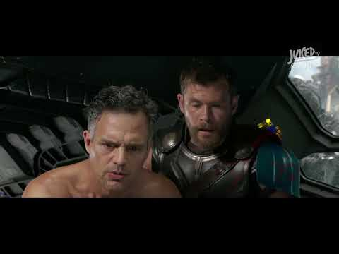 Juiced TV - Australian Premiere of Thor Ragnarok
