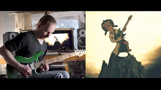 How do you create a viral guitar hit?  Mika Tyyskä and the Guitar Shred Show
