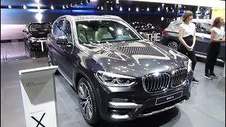 2019 BMW X3 xDrive20d - Exterior and Interior - Paris Auto Show 2018