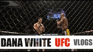 Dana White UFC 169 Vlog - Episode 1