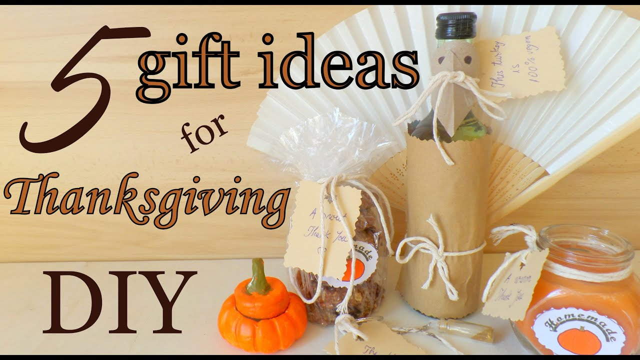 DIY Thanksgiving Decorations U0026 Treats | Gifts U0026 Crafts For Family And  Friends | By Fluffy Hedgehog   YouTube