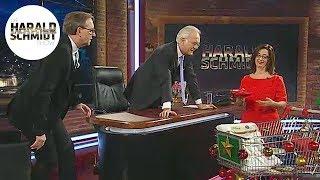 Verteilung der Weihnachtsgeschenke | Die Harald Schmidt Show (SKY)