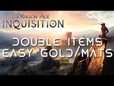dragon age inquisition how to give gold with console