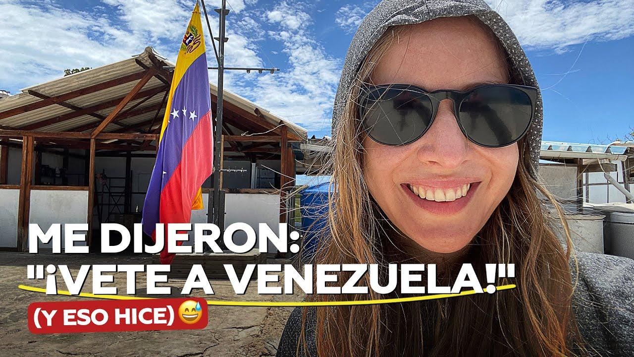 Visité Venezuela y esto fue lo que vi y viví