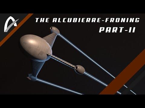 The Alcubierre-Froning Warp Drive part II & The Secret of Gravity | AsteronX