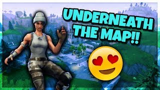 OVERPOWERED GLITCH IN FORTNITE BATTLE ROYALE!!