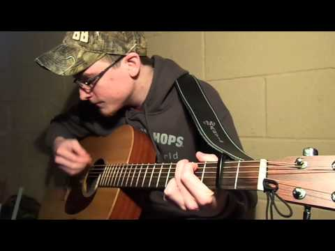 Little Moments - Brad Paisley Cover by Aaron Clerkin