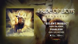 """Pride Of Lions - """"Silent Music"""" (Official Audio)"""