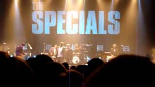 The Specials Do The Dog & (Dawning Of A)New Era (Live At The Brighton Centre 19/11/09)
