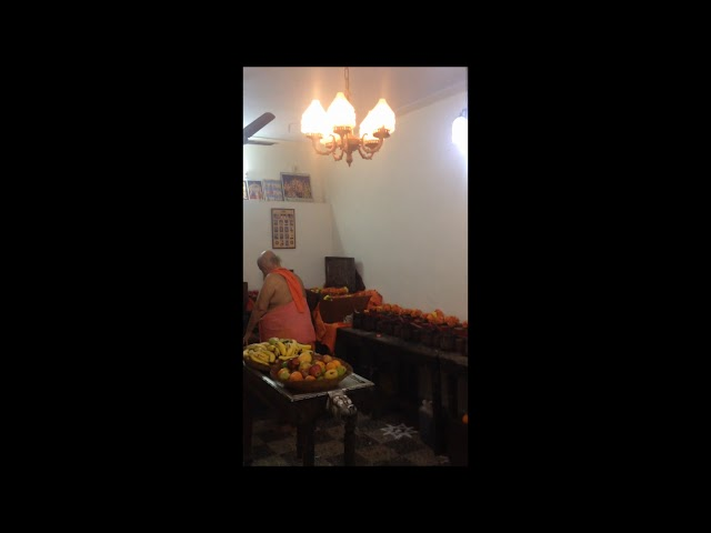 Srirangam Srimath Andavan Ashramam