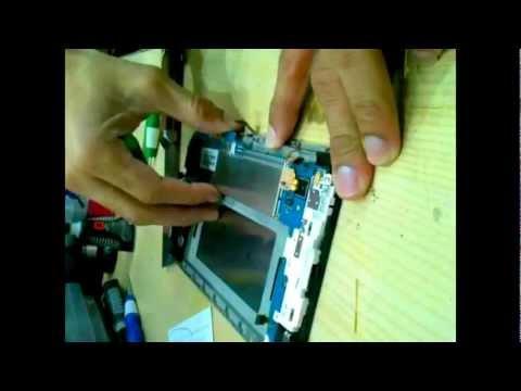 SAMSUNG GALAXY TAB P1000 SIM SOCKET  REPLACEMENT