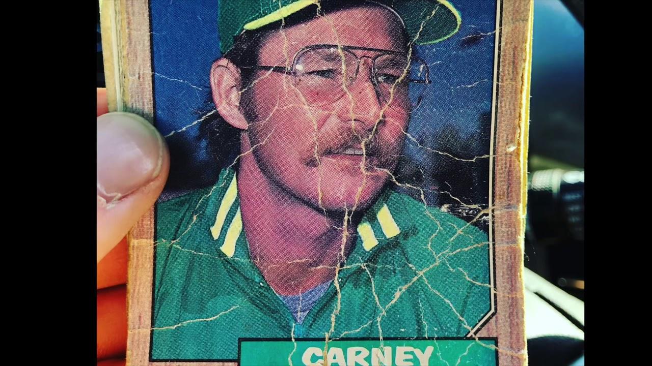 Baseball Card Biography Episode 2 Carney Lansford