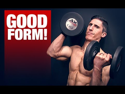 When Form DOESN'T Matter (WORKOUT REALITY CHECK!!)