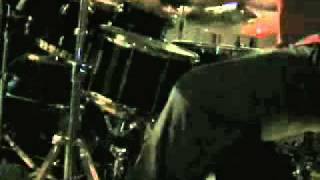 Naer Mataron - The Continuity of Land and Blood rehearsal drum cam