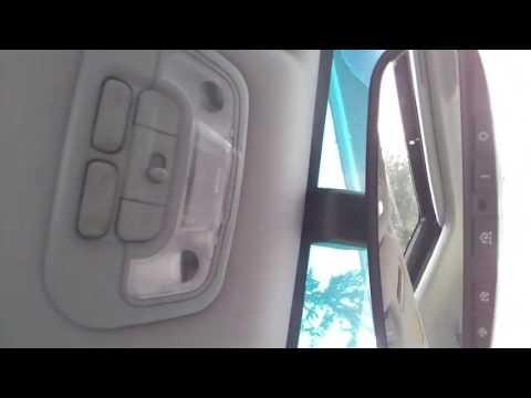 Replacing Interior Lights On 2002- 2005 Hyundai Sonata, LED Conversion