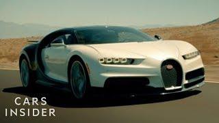 The $3.5 Million Bugatti Chiron Is An Impressive Hypercar