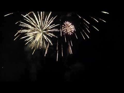 Sitka Alaska Fireworks 2016