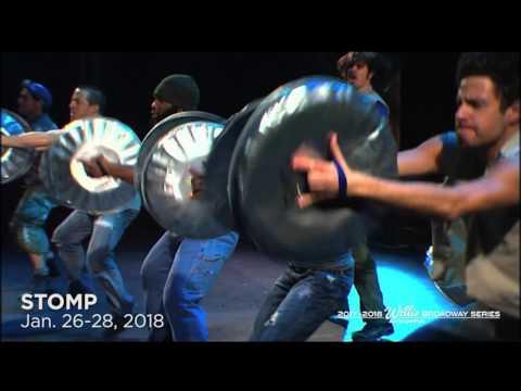 Stomp - Jan. 26-28, 2018