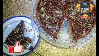 BİŞİRİLMƏDƏN hazırlanan şokoladlı tort / шоколадный торт БЕЗ ВЫПЕЧКИ / PİŞİRMEDEN yapılan pasta