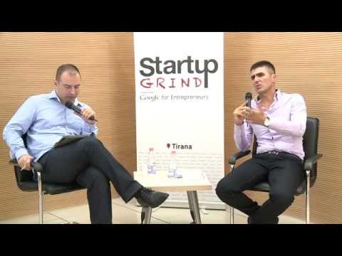 Gentian Likaj (Communication Progress) - Challenges of doing Business in Albania Highlights