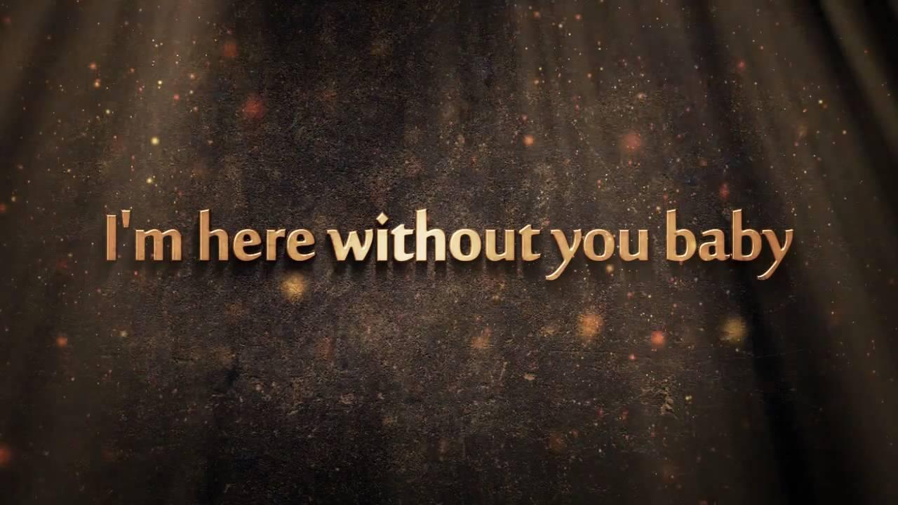 3 Doors Down - Here Without You Lyrics | Musixmatch