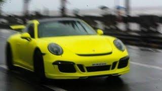 LOUDEST PORSCHE 911Carrera GTS OF INDIA SOUNDS LIKE A F1 RACING CAR