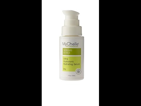 3a7b7ea5289 MyChelle Ultra Hyaluronic Hydrating Serum, Natural Hyaluronic Acid Serum  for Dry and Normal Skin Typ