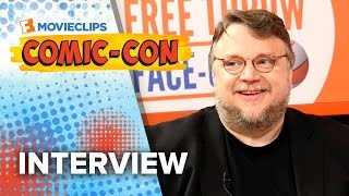 Guillermo del Toro Exclusive Interview: Comic-Con (2015) HD