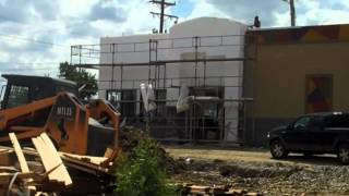 Cincinnati Northgate Taco Bell Progress 6/5/2012