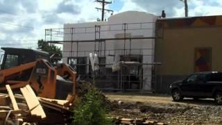 Cincinnati Northgate Taco Bell Progress 6/5/2012