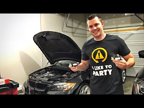 How To Replace Your BMW Boost Solenoids!