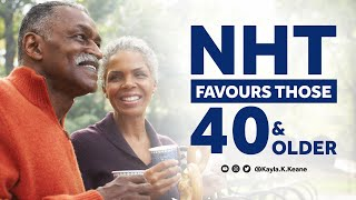 NHT Favours those 40 & old…