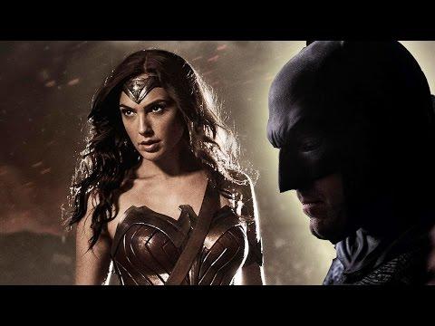 Wonder Woman Origin & Batman Portrayal Revealed