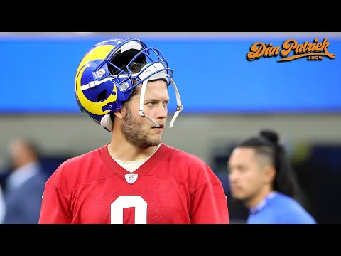 Matthew Stafford Will Be The Top Fantasy Football QB This Year? Peter King Thinks So | 07/26/21