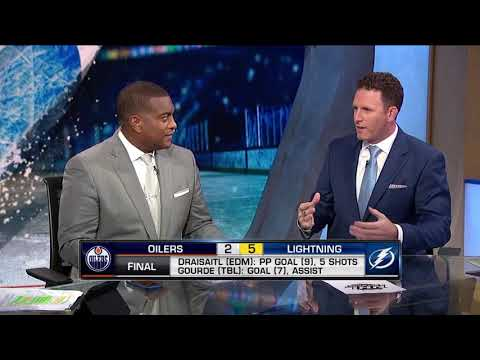 NHL Tonight:  Tampa Bay Win:  Discussing the Lightning after a big win vs Oilers  Nov 6,  2018