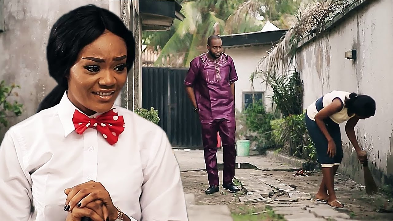 Download The Poor Housemaid That Won The Heart Of A Rich Billionaire Handsome Guy - nigerian movies