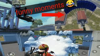 Pubg mobile most funny and magic moment must watch 😂