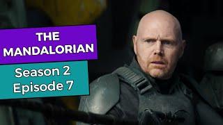 The Mandalorian: Season 2 Episode 7 BREAKDOWN